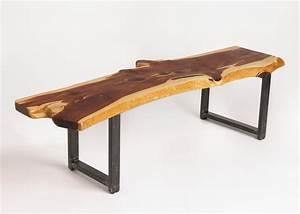 hand made cedar slab coffee table by randy white wood With cedar wood coffee table
