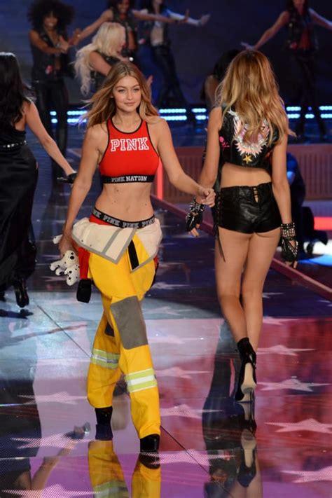 Gigi Hadid: 2015 Victoria's Secret Fashion Show - The ...