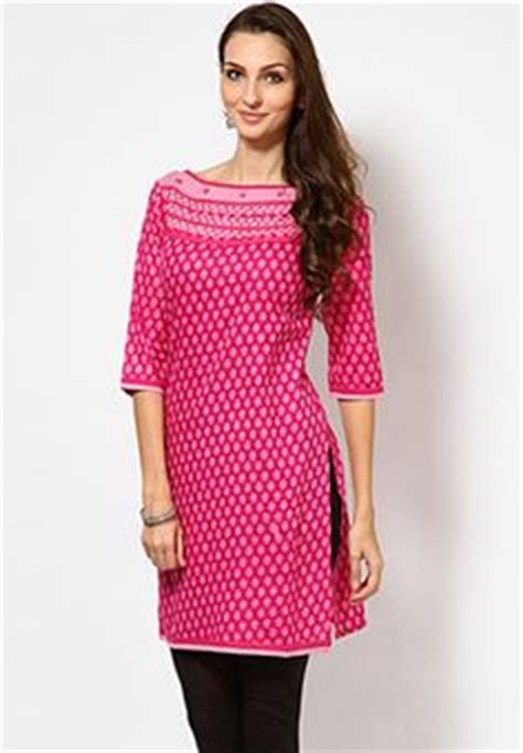 Boat Neck Kurti Tops by Top 7 Kurtis Neck Designs For Your Stylish Look Fashionpro