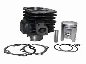 Cylinder Kit 100ccm Air Cooled F  Minarelli Engine For