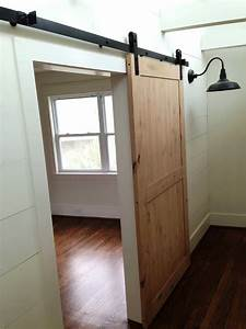 interior barn doors designs you should consider for With barn door for interior use