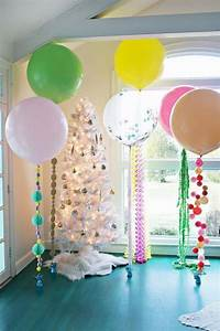 50+ Pretty Balloon Decoration Ideas