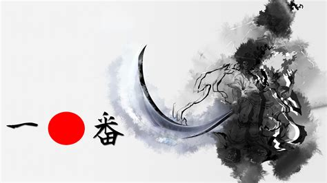 Afro Samurai anime game f wallpaper