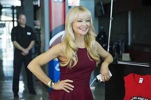 three cheers for charlotte ross in 39hit the floor39 ny With olivia from hit the floor