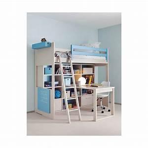 Lit Armoire Gain De Place : lit enfant gain de place maison design ~ Premium-room.com Idées de Décoration