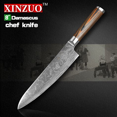 quality knives for kitchen xinzuo 8 quot inches chef knife damascus kitchen knives high