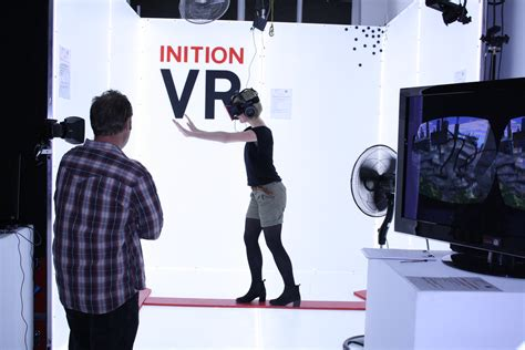 Don't Look Down  How Scary Will Virtual Reality Get?