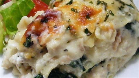 white cheese chicken lasagna recipe allrecipescom