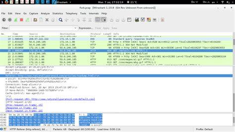 wireshark tcpdump extract data useful headers webpage capture example website go stack