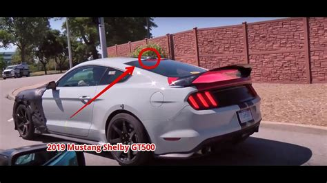 (watch Now) 2019 Shelby Gt500 Leaked Youtube
