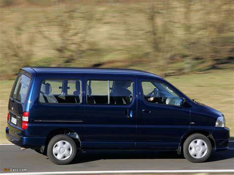 Toyota Hiace Wallpapers by Toyota Hiace 2006 09 Wallpapers 1024x768