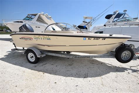 Triumph Boats 191 Fs by 2004 Triumph 191 Fs Power New And Used Boats For Sale