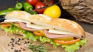 The worst foods to order from a sandwich shop