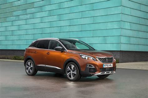 peugeot latest model peugeot 3008 suv robins and day