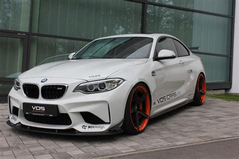 Modifikasi Bmw M2 Competition by 430 Hp Vos Tuned Bmw M2 Has An Asking Price Of 86 900