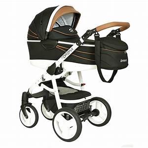 Kombi Kinderwagen 2 In 1 : breva toffee kombi kinderwagen 3in1 babyschale autositz ~ Jslefanu.com Haus und Dekorationen