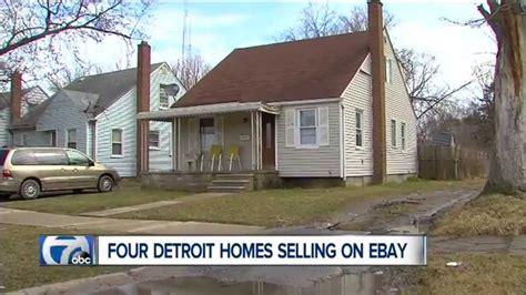 houses for sale detroit detroit homes for sale on ebay