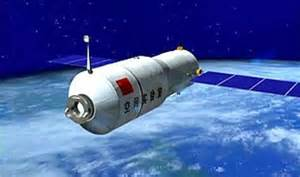 China's Manned Shenzhou-9 Spacecraft To Dock With Tiangong ...