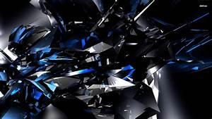 Black and Blue Wallpaper - WallpaperSafari