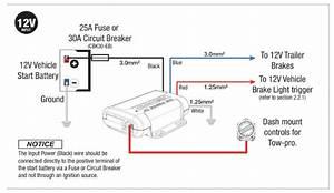 Caravan Brake Controller Wiring Diagram