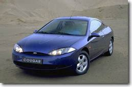 ford cougar  coupe trop timide
