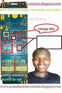 How To Solve Tecno T340 Fake Charging