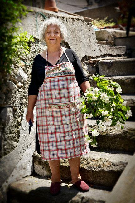 italian for grandmother old italian woman in amalfi my grandma martino always wore an apron never new her to go without