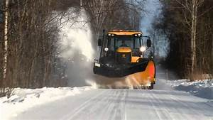 Fastrac - Snow Plough - Norwegian