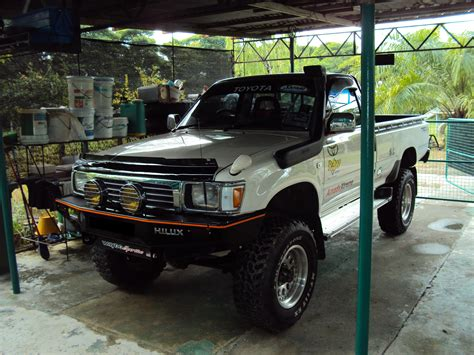Toyota Hilux Modification by Toyotabeauty 1997 Toyota Hilux Specs Photos Modification