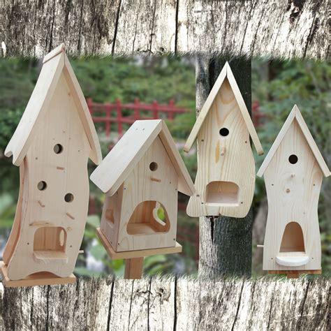 vogelvilla bauanleitung kostenlos vogelhaus nistkasten bausatz vogelvilla zum selbst bemalen insektenhotel deko ebay