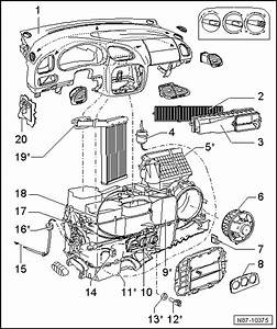 Seat Workshop Manuals  U0026gt  Leon Mk1  U0026gt  Heating  Ventilation  Air Conditioning System  U0026gt  Heating  Air