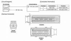 Hyundai Veloster  Variable Intake Solenoid  Vis  Valve