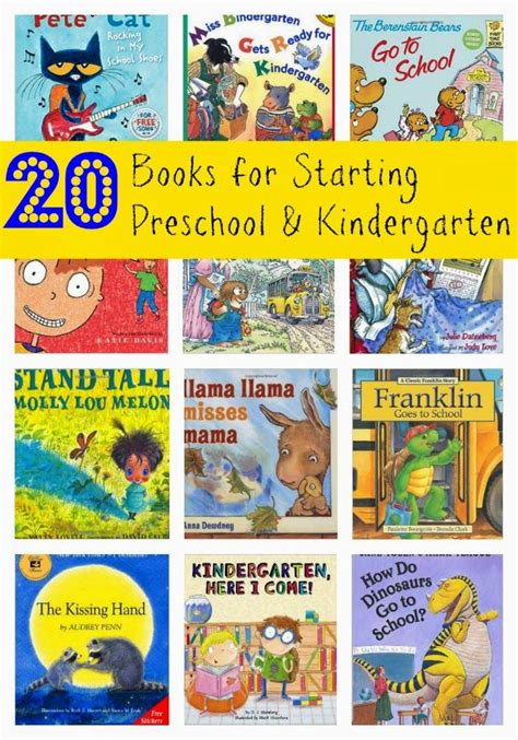 377 best images about back to school on early 952 | 21b29a6a5d40342b3c1f6c8b151f9088 kindergarten books preschool books