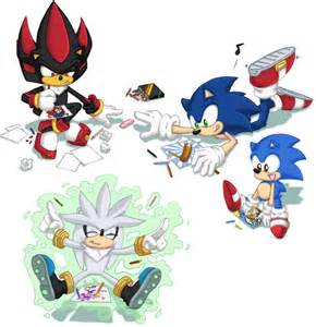 How to Draw Sonic the Hedgehog Characters