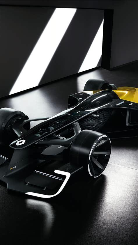 Wallpaper Renault RS 2027 Vision Concept, racing car, Shanghai Auto Show 2017, concept, Cars ...