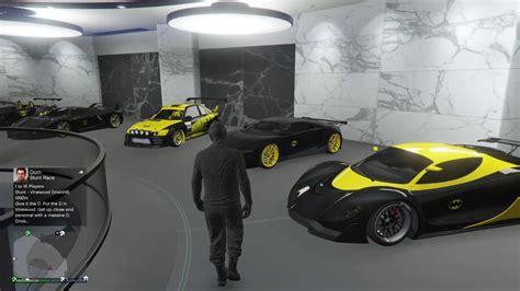 Gta V 60 Car Garage by Filling My 60 Car Garage Gta 5