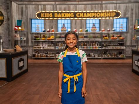 meet competitors kids baking championship season