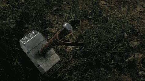 thor hammer screenshots mjolnir wallpapers