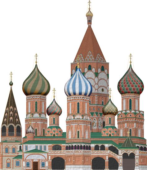 foto de Saint Basil's Cathedral by Herbertrocha on DeviantArt