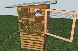 construire sa maison en palette evtod With maison en palette plan