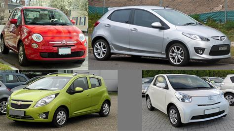 Top 10 Small Cars