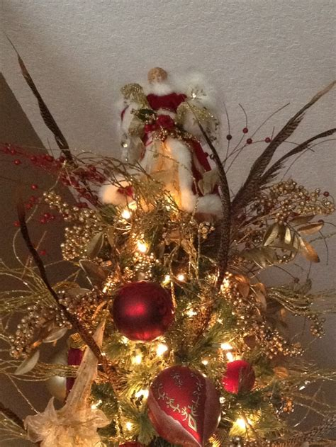 tree topper ideas christmas tree topper ideas casual cottage