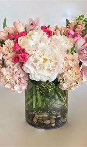 Image result for peony and hydrangea | Spring flower ...
