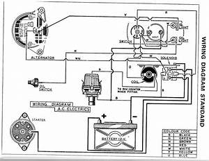 Delco Tractor Alternator Wiring