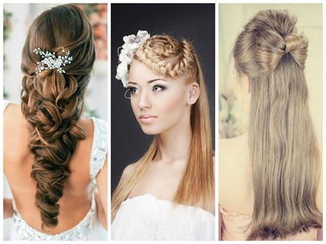Unique Bridal Hairstyles You'll Fall In Love With