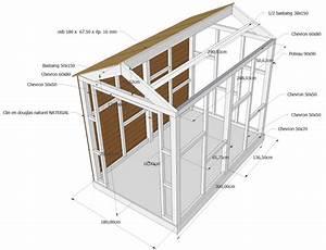 plans pour construire une cabane en bois de palette With plan de cabanon de jardin