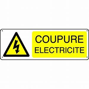 Coupure De Courant : panneau coupure electricit stocksignes ~ Nature-et-papiers.com Idées de Décoration