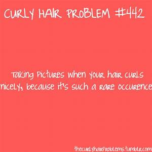 Quotes About Curly Hair QuotesGram