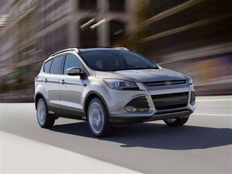 Image Gallery 2014 compact suv