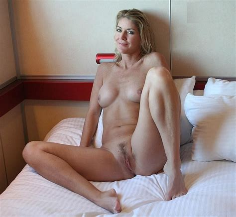 Super Mature dutch Blonde